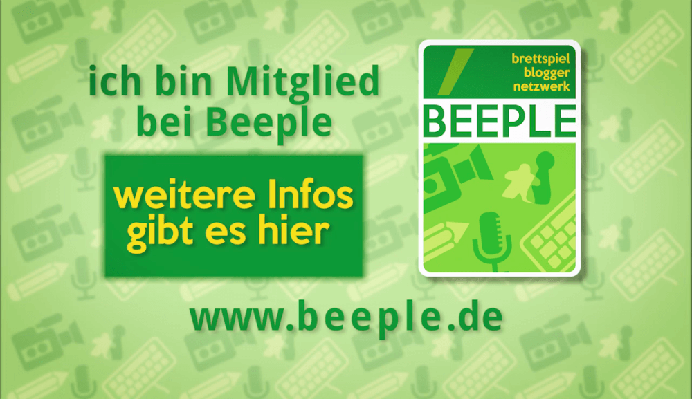 Ich bin jetzt Mitglied beim Beeple-Netzwerk